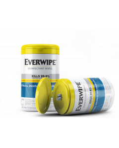 Everwipe Disinfectant Wipes 75 wipes - 6/case