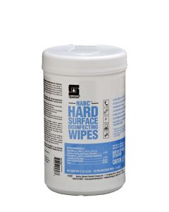 Spartan NABC Disinfecting Wipes - 125 Wipes 6/cs