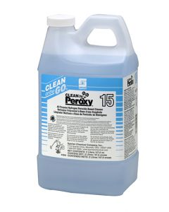 Spartan Clean by Peroxy 15 - 4-2 Liters for Clean-on-the-Go Dispenser