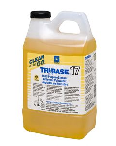 Spartan TriBase Multi Purpose Cleaner 17- 4-2 Liters for Clean-on-the-Go Dispenser