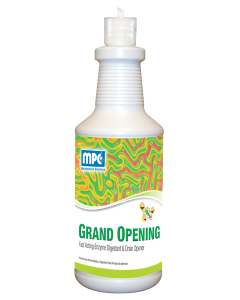MPC Grand Opening Fast Acting Enzyme Digestant and Drain Opener