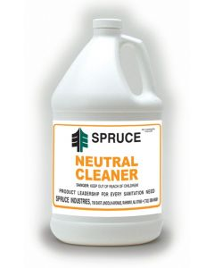 Spruce Neutral Cleaner - 4-1 Gallon