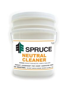 Spruce Neutral Cleaner - 5 Gallon Pail