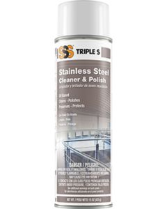 SSS Stainless Steel Cleaner/Polish 15 Oz.