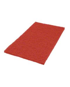 SSS  Red Square Edge Pads - 14x28
