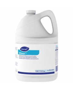 Diversey WIWAX Cleaning & Maintenance Emulsion - 1-Gallon