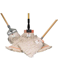 SSS 4-Ply Cotton Wet Mop Wide 16oz