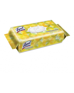 Lysol Disinfecting Wipes - Lemon-Lime